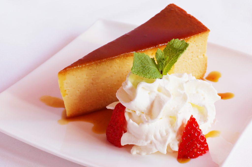 crema volteada peruaanse flan dessert